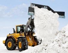 Услуги уборки снега в Уфе